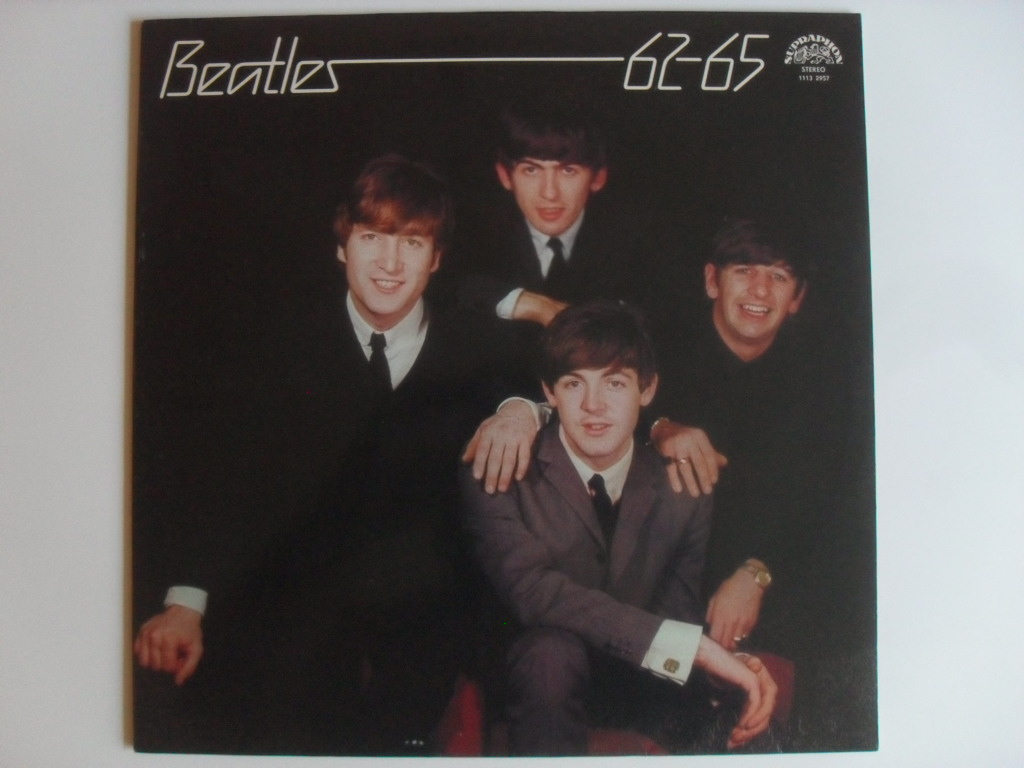 Beatles 62-65 LP