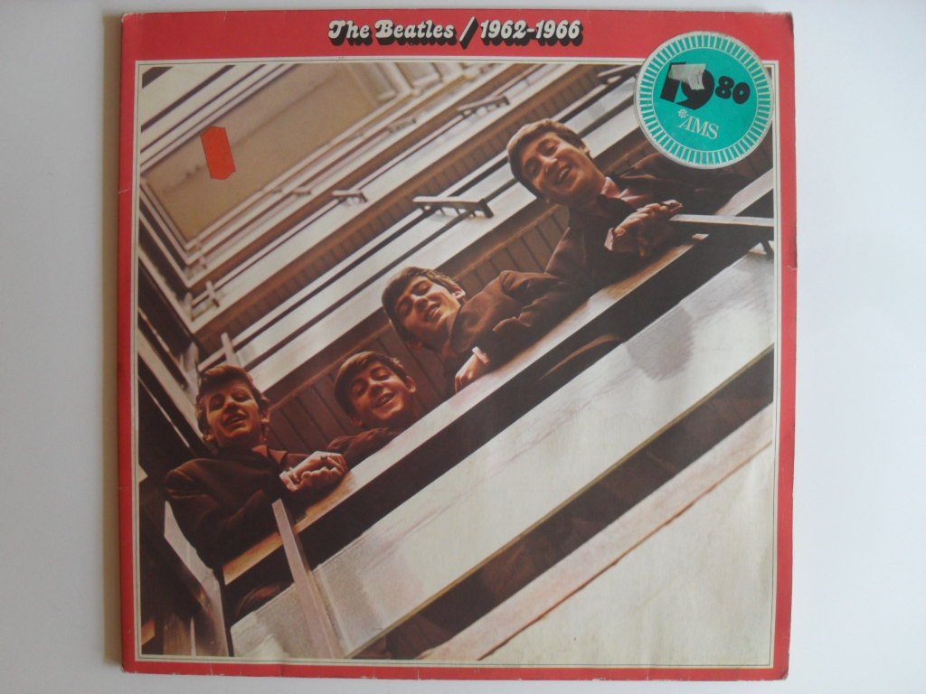 The Beatles 1962 - 1966 2 LP