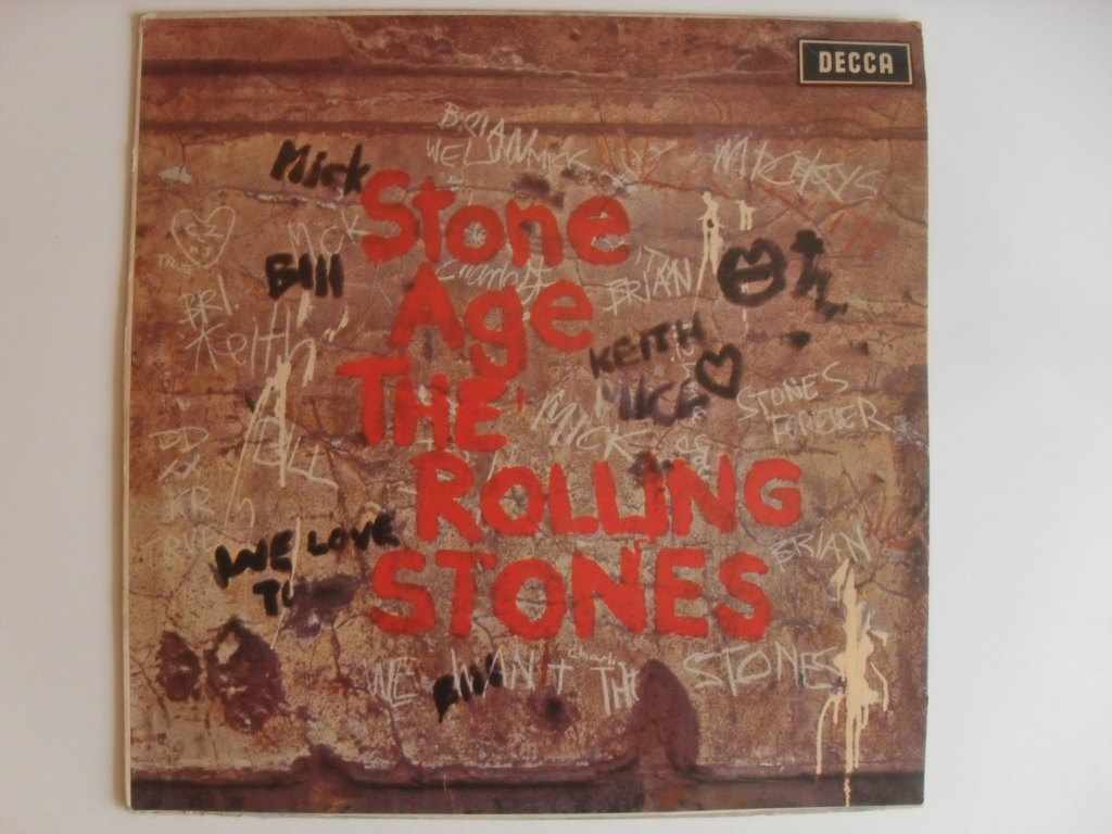 Rolling Stones Stone Age LP