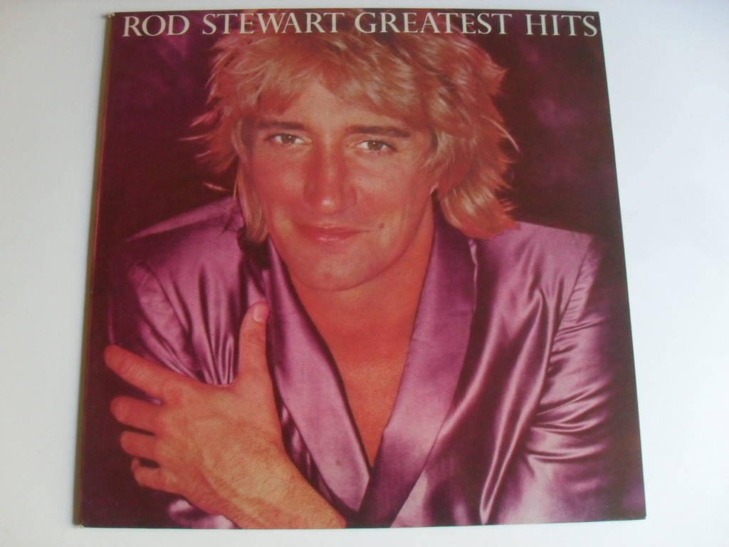 Rod Stewart Greatest hits LP