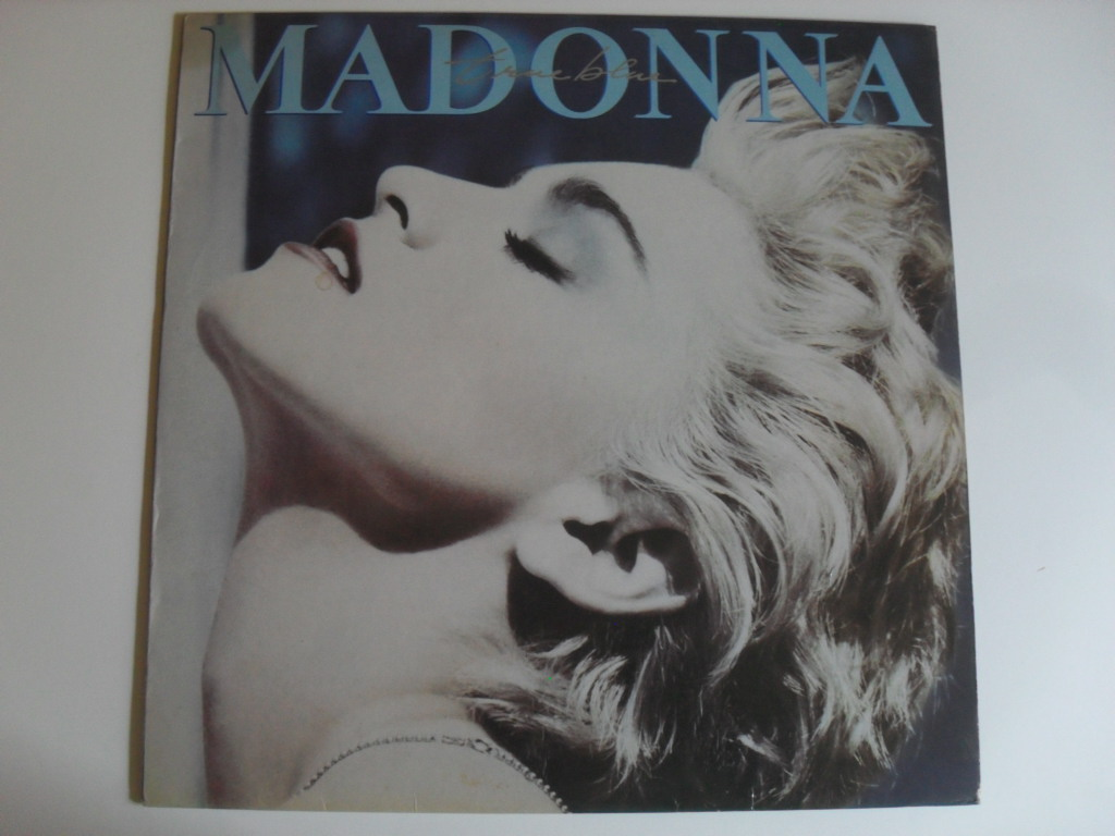 Madonna True Blue LP