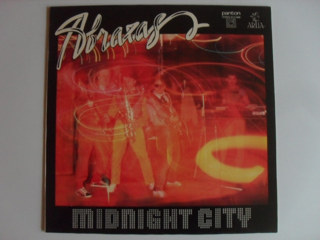 Abraxas Midnight City LP