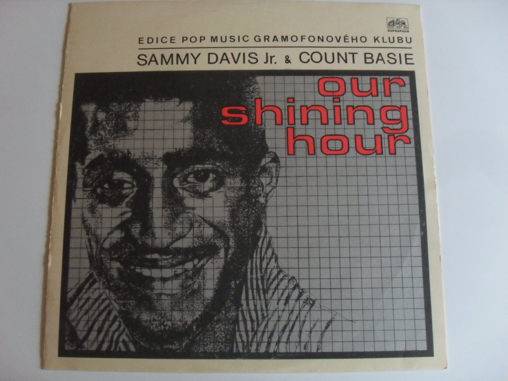 Sammy Davis Jr. & Count Basie Our Shining LP