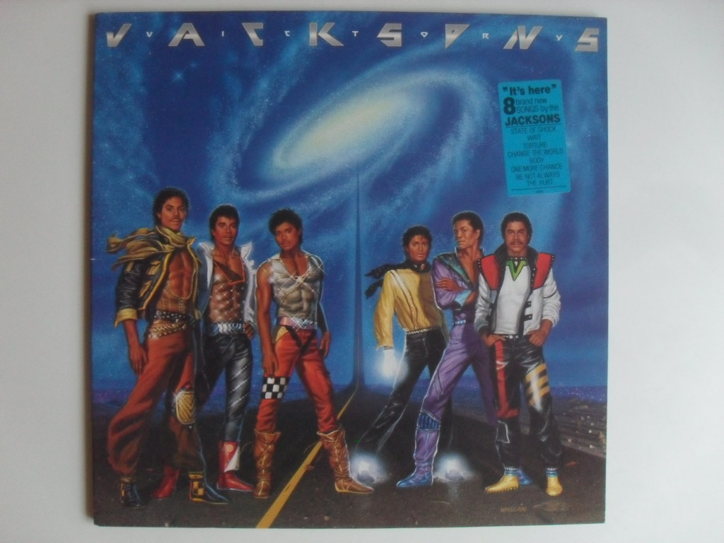 Michael Jackson Jacksons LP