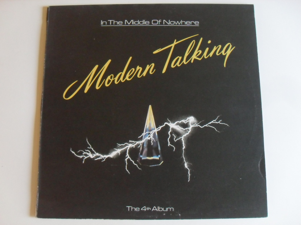 Modern Talking In The Middle Of Nowhere LP
