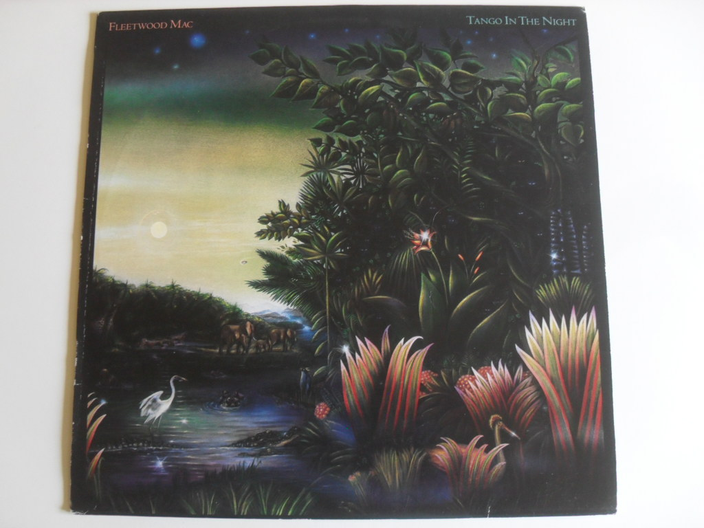 Fleetwood Mac Tango In The Night LP