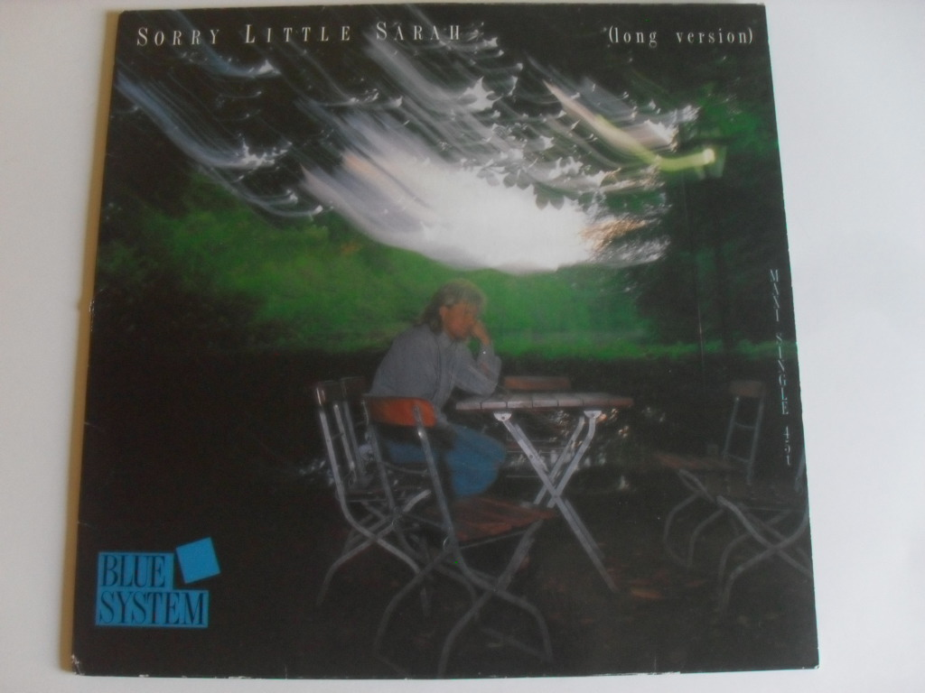 Blue System Sorry Little Sarah LP