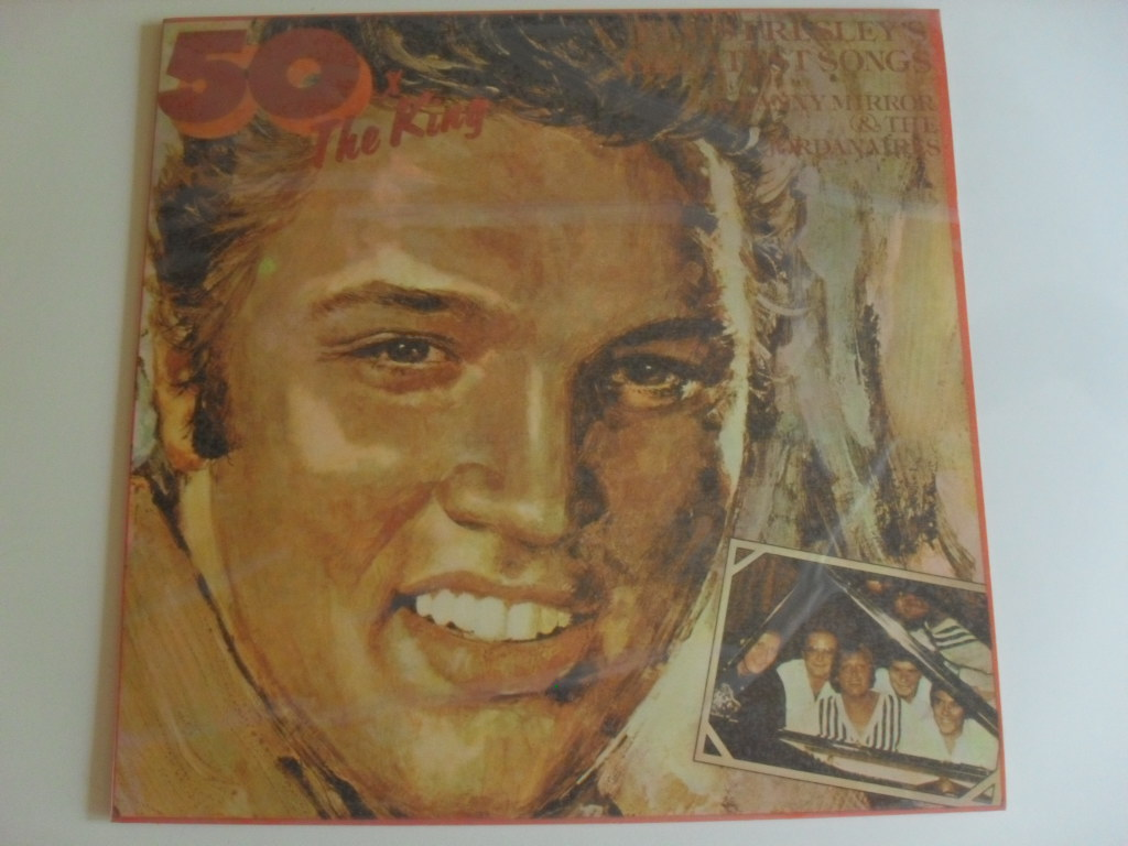 Elvis Presley The King LP
