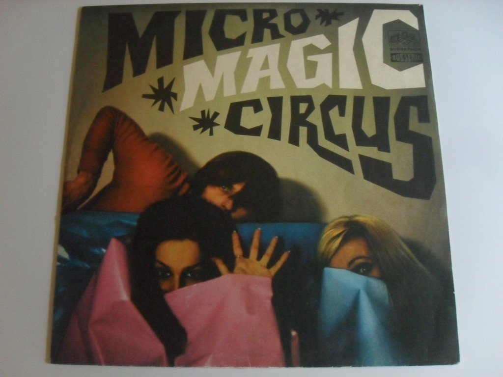 Golden Kids Micro Magic Circus LP