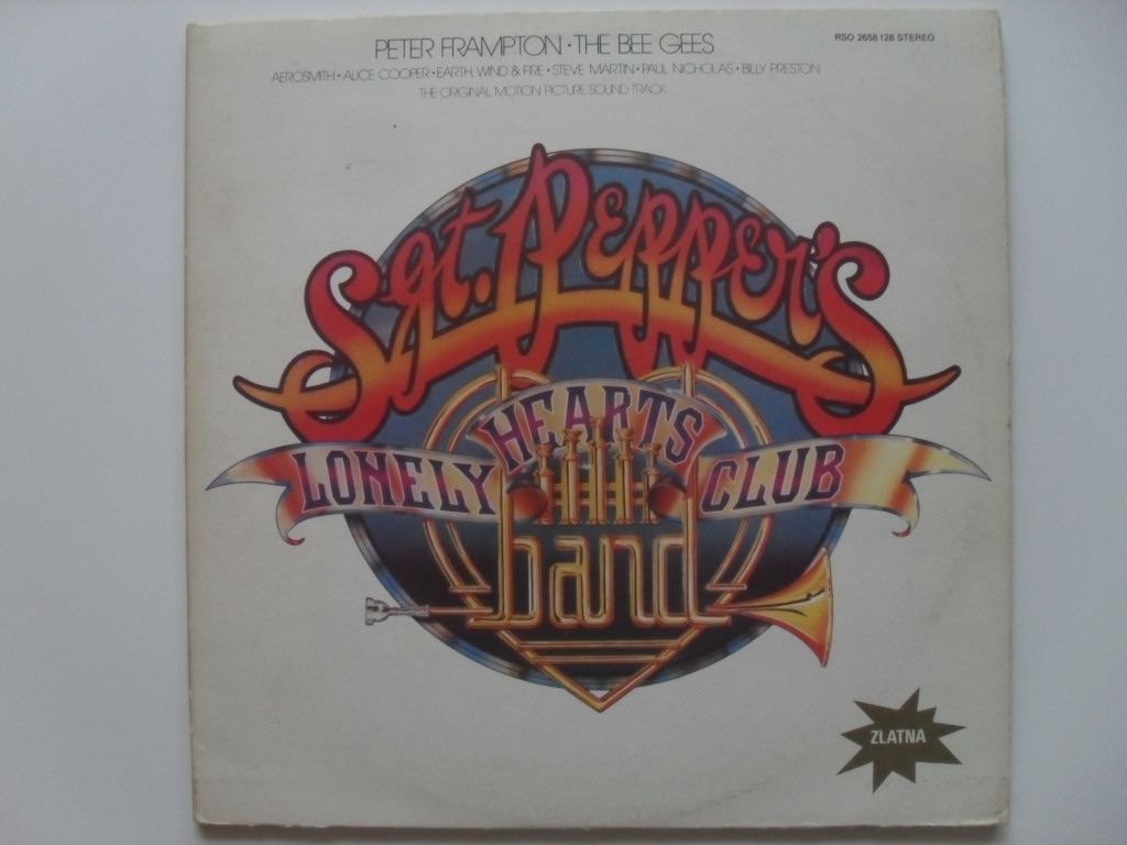 The Bee Gees Peter Frampton 2 LP