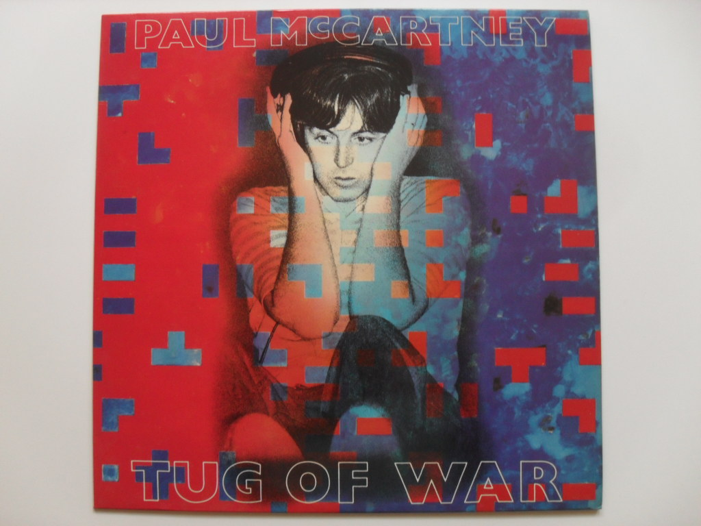 Paul McCartney Tug of war