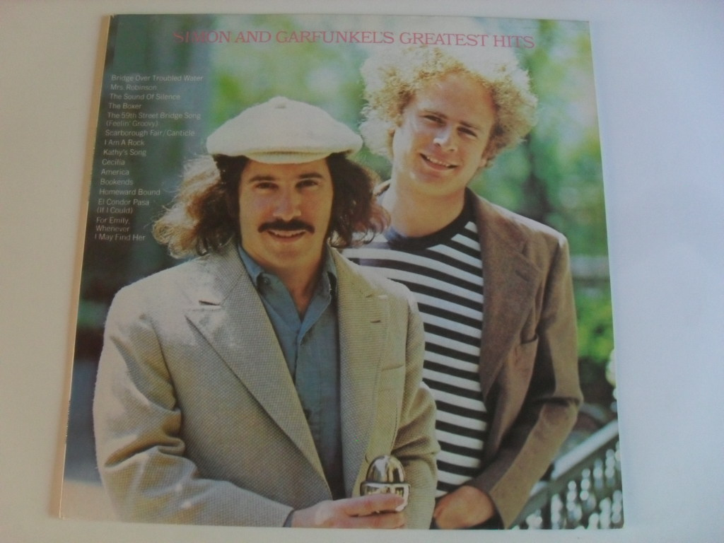Simon & Garfunkel ‎Greatest Hits LP