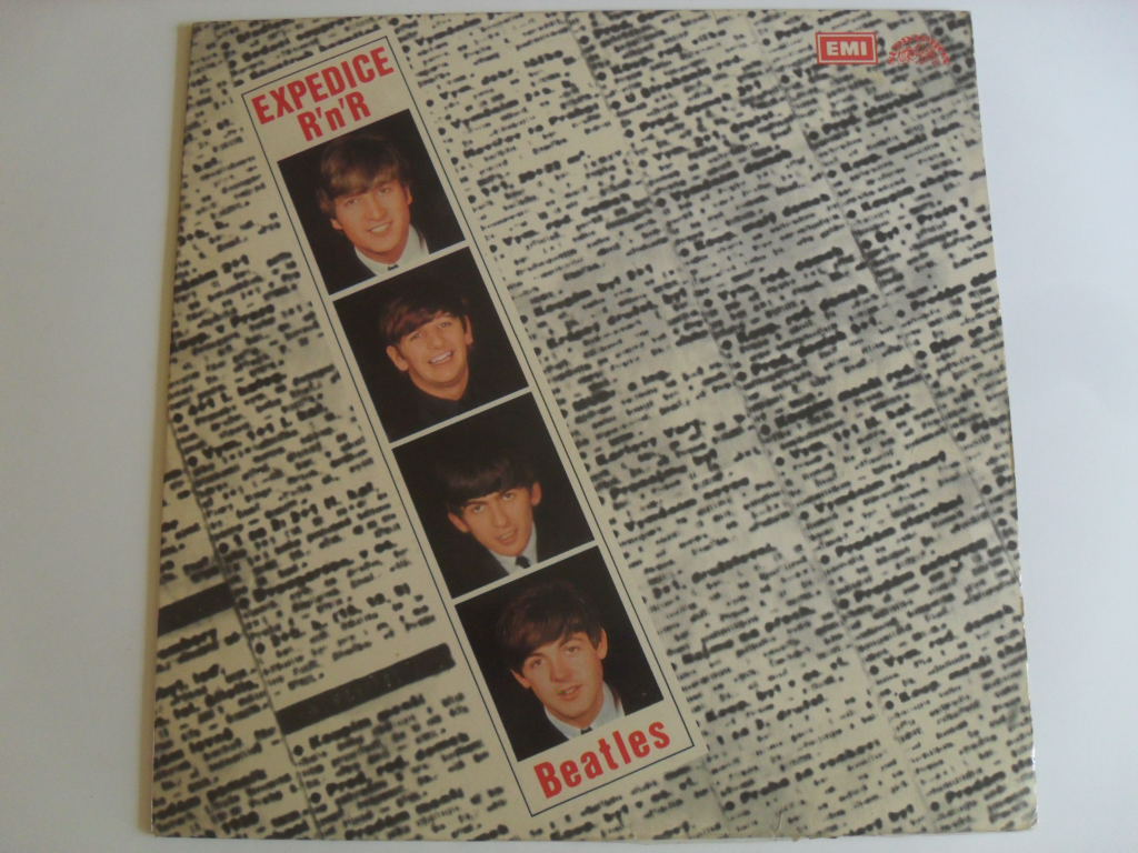 Beatles Expedice R'n'R LP
