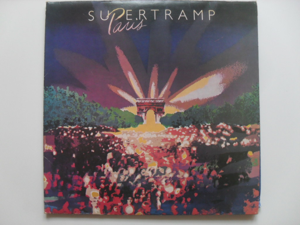 Supertramp Paris 2 LP