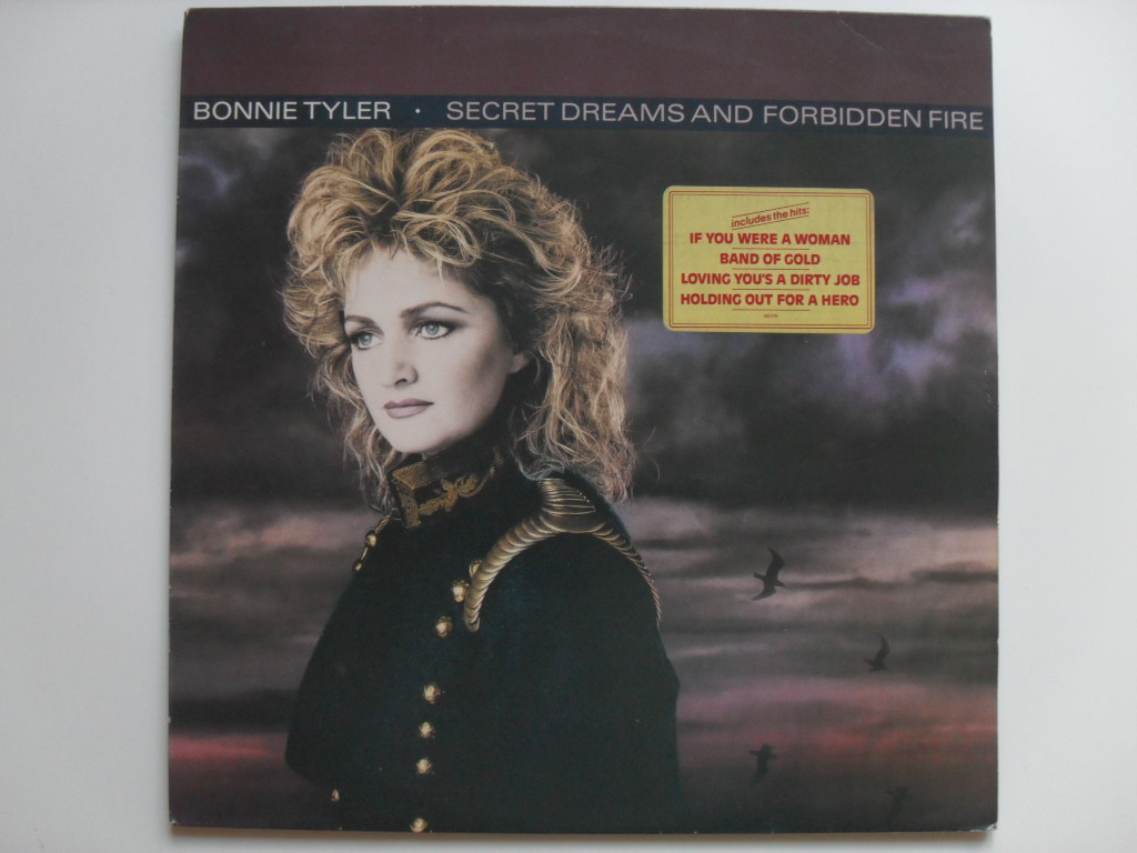 Bonnie Tyler Secret Dreams LP