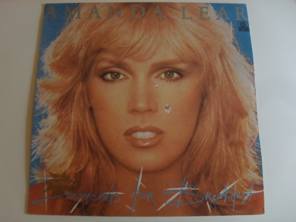 Amanda Lear Diamonds for breakfast LP