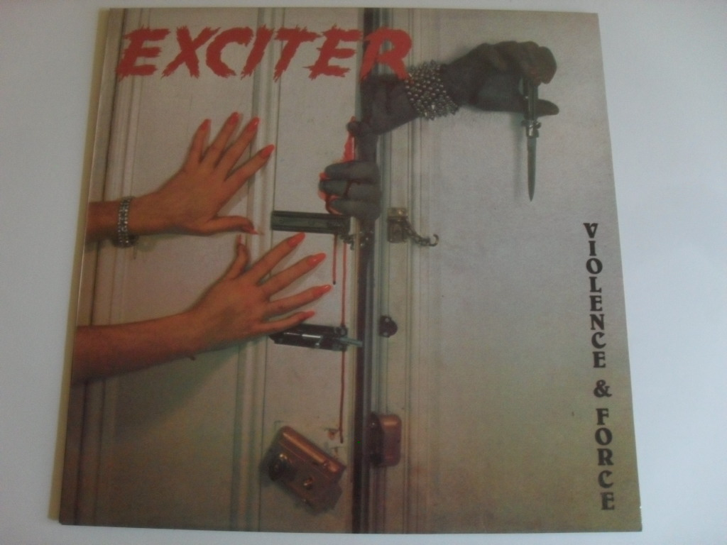 Exciter Violence & Force LP