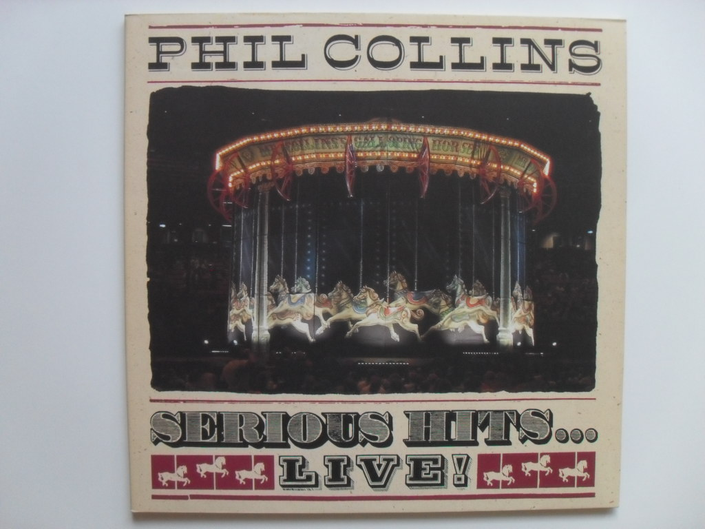 Phil Collins Serious hits 2 LP