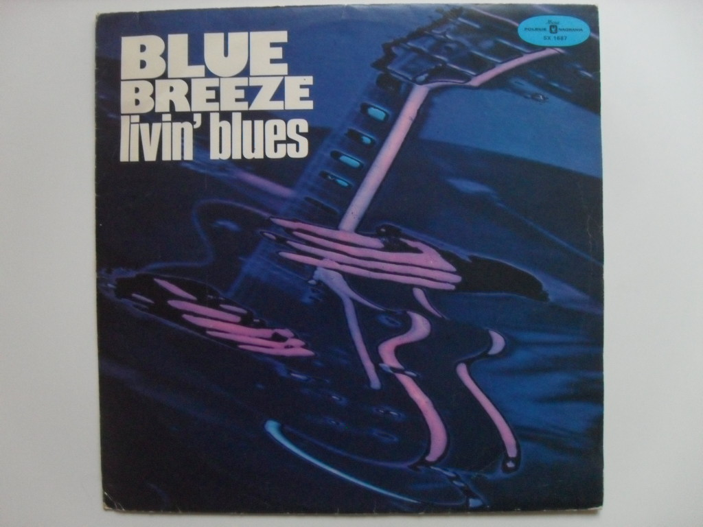 Livin' Blues ‎Blue Breeze LP