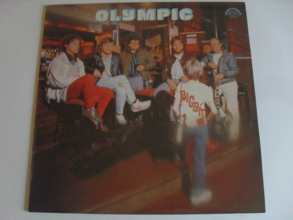 Olympic Bigbít LP