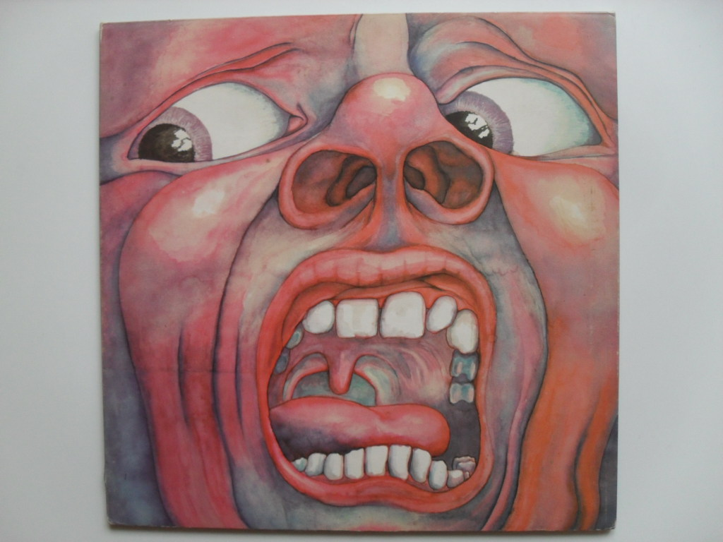 King Crimson In the court of the CrimsonKing LP