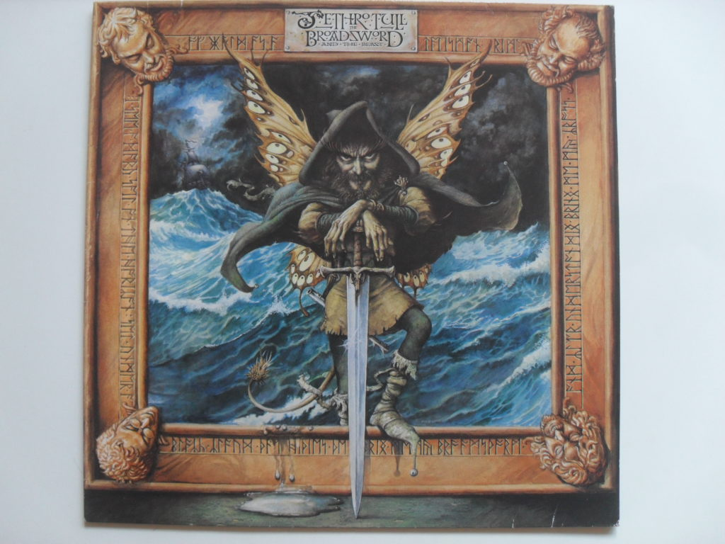 Jethro Tull The Broadsword and the Beast LP