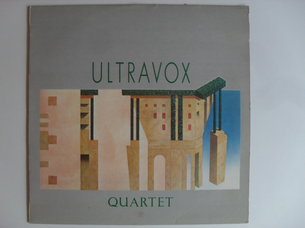Ultravox Quartet LP