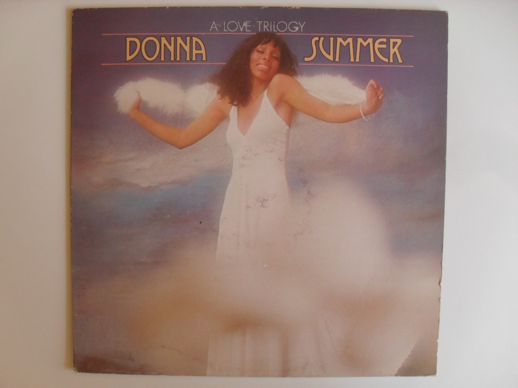 Donna Summer A love trilogy LP