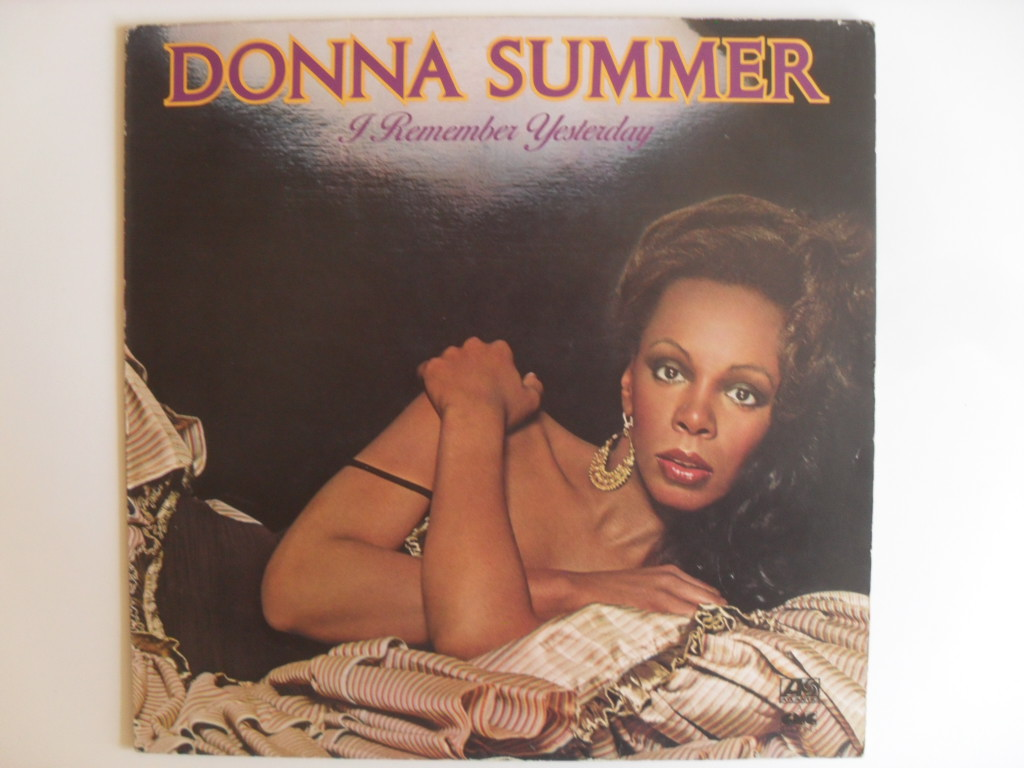 Donna Summer I Remember yesterday LP