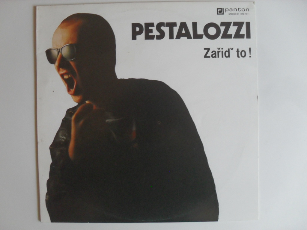 Pestalozzi ‎ Zařiď to ! LP