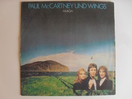 Paul McCartney And Wings LP
