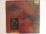 Mike Oldfield Earth moving LP zadní strana