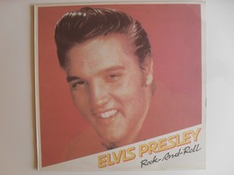 Elvis Presley Rock-And-Roll  LP