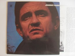 Johnny Cash LP