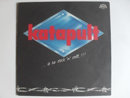Katapult A co rock´n´roll LP
