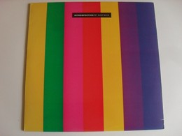 Pet Shop Boys Introspective LP