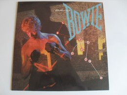 David Bowie Let's Dance LP