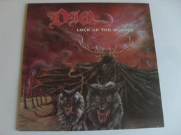 Dio Lock Up The Wolves LP