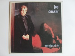 Joe Cocker One night of sin LP