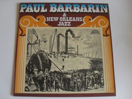 Paul Barbarin & New Orleans Jazz LP