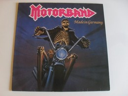 Motorband Made In Germany LP