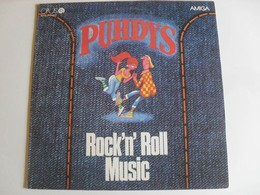 Puhdys Rock´n Roll Music LP