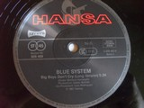 Blue System Sorry Little Sarah LP vinyl