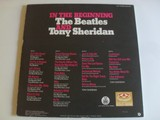 The Beatles And Tony Sheridan 2 LP zadní strana