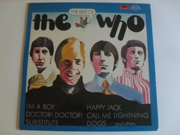 The Who The Best of LP