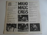 Golden Kids Micro Magic Circus LP zadní strana