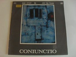 Blue Effect Jazz Q Contunctio LP