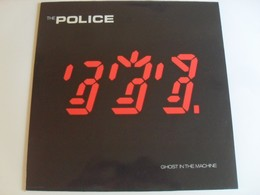 The Police ‎Ghost In The Machine LP