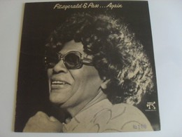 Ella Fitzgerald E Pass...Again LP