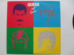 Queen Hot Space LP